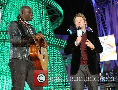 Seal and Billy Bush 8