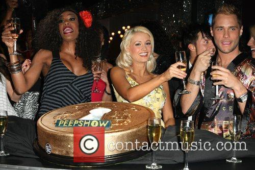 Holly Madison and The Stunning Cast of PEEPSHOW...