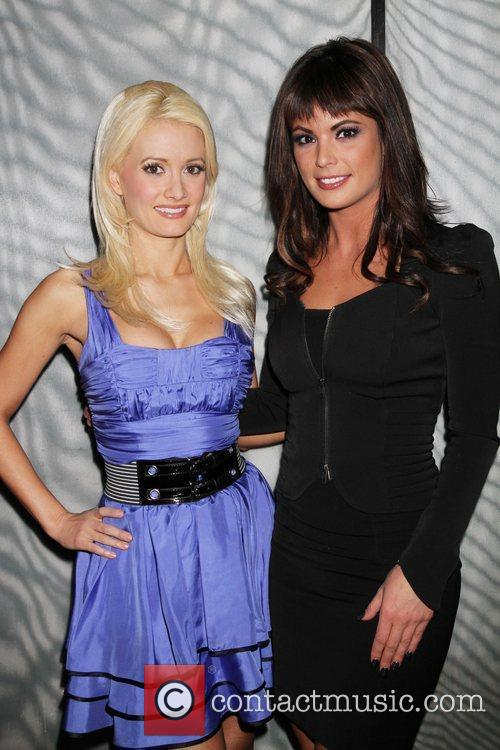 Holly Madison and Laura Croft 3rd Annual 'Smokin'...