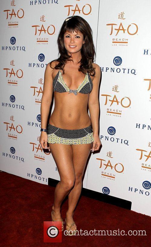 Holly Madison hosts A Beach Blanket Bikini Bash...