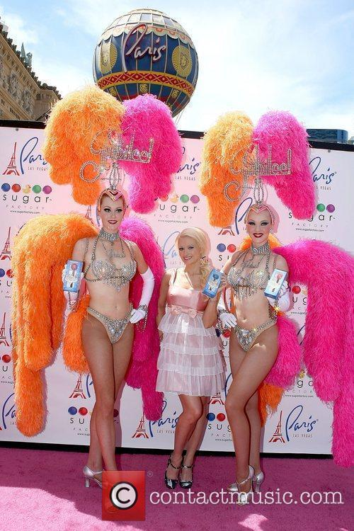 Holly Madison and Jubilee Girls 'Peepshow' star Holly...
