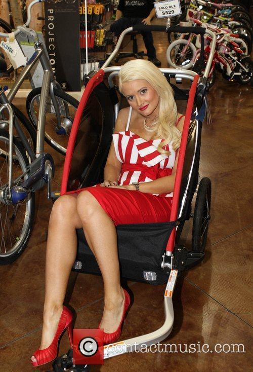 Holly Madison Holly Madison kicks-off 'Holly Jolly Christmas...