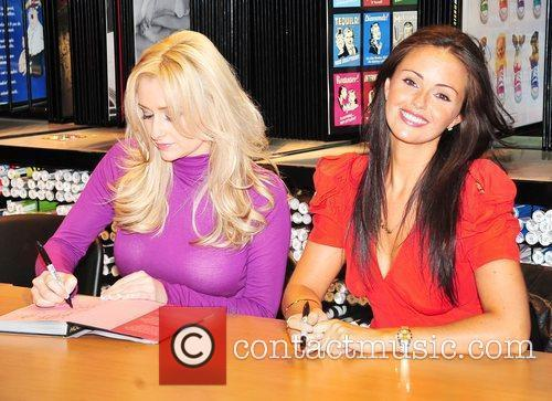 Gemma Merna, Hollyoaks and Jorgie Porter 3