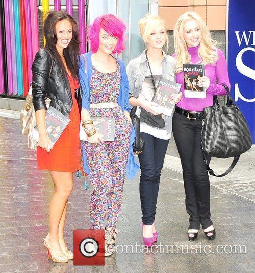 Jennifer Metcalfe, Gemma Merna, Hollyoaks and Jorgie Porter 7