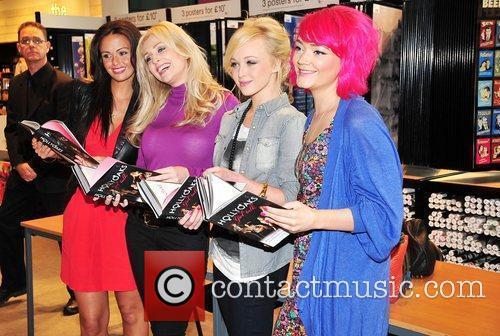 Jennifer Metcalfe, Gemma Merna, Hollyoaks and Jorgie Porter 4
