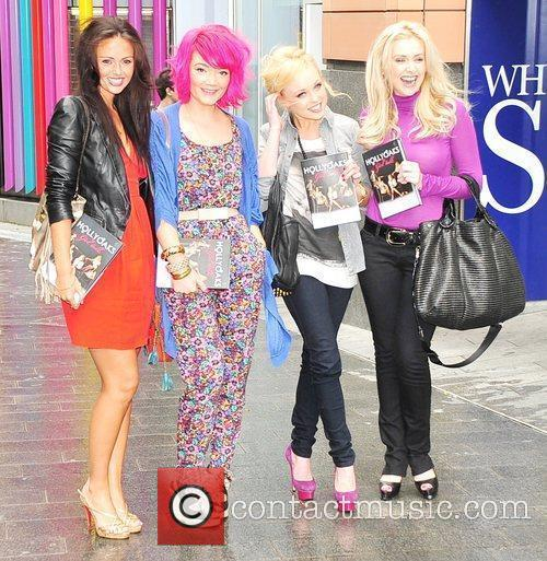 Jennifer Metcalfe, Gemma Merna, Hollyoaks and Jorgie Porter 3