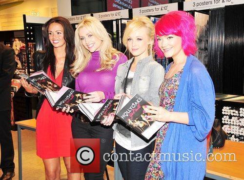 Jennifer Metcalfe, Gemma Merna, Hollyoaks and Jorgie Porter 2