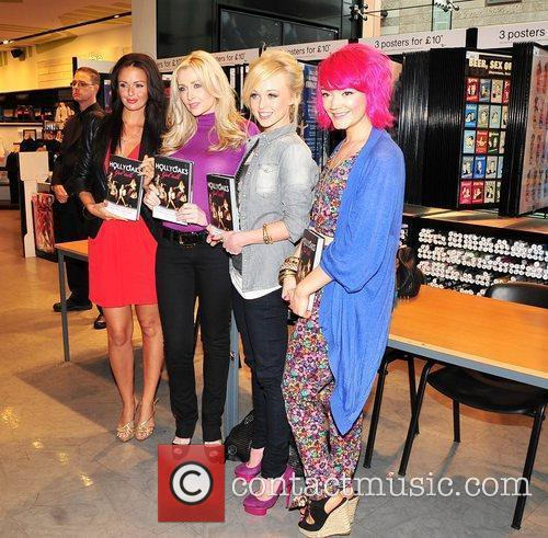 Jennifer Metcalfe, Gemma Merna, Hollyoaks and Jorgie Porter 5