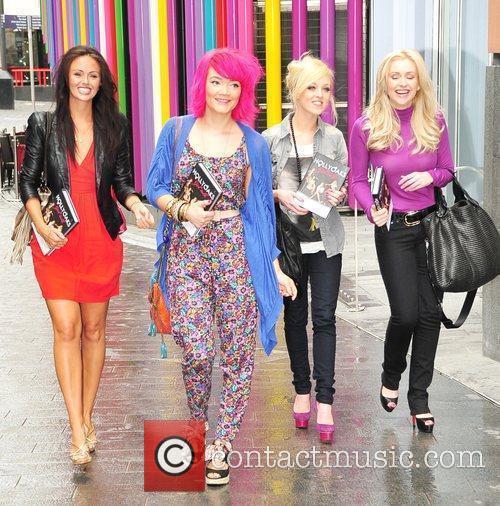 Jennifer Metcalfe, Gemma Merna, Hollyoaks and Jorgie Porter 9