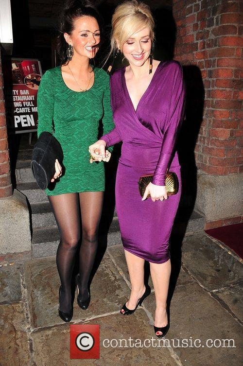 Jennifer Metcalfe and Gemma Merna 1
