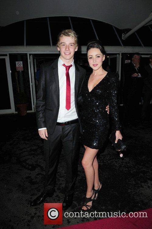 Miles Higson and Karen Hassan  Hollyoaks Charity...