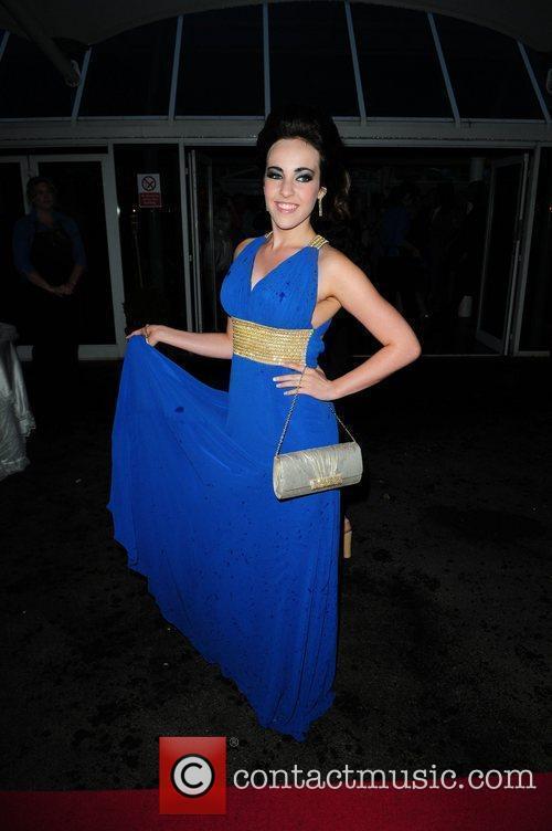 Stephanie Davis  Hollyoaks Charity Ball held at...
