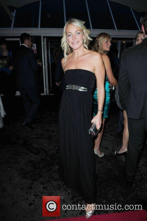 Terri Dwyer  Hollyoaks Charity Ball held at...