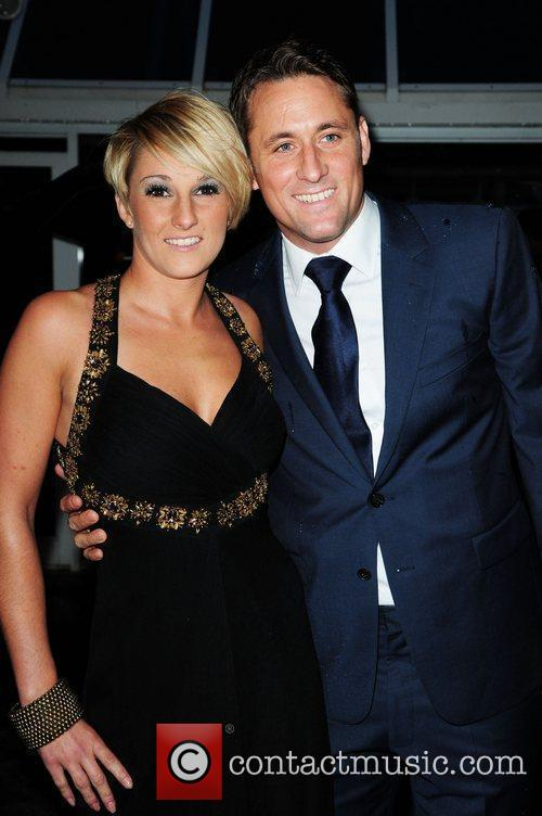 Nick Pickard  Hollyoaks Charity Ball held at...