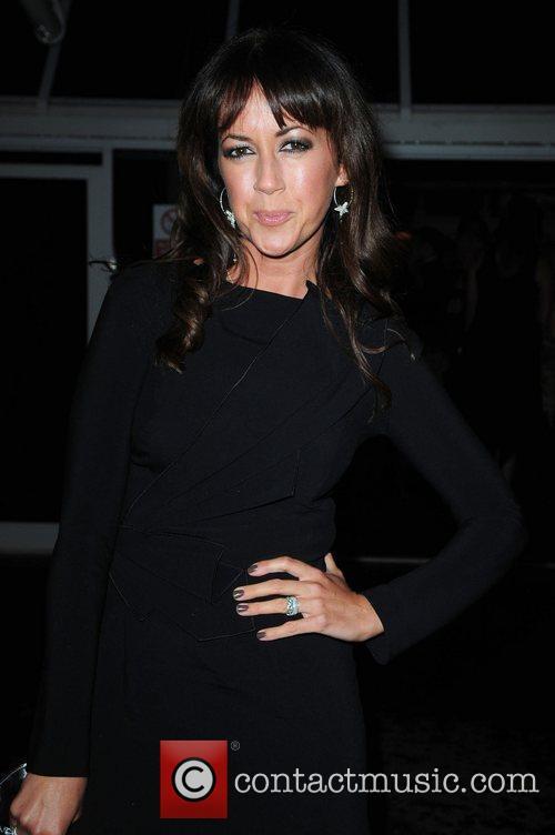 Sheree Murphy  Hollyoaks Charity Ball held at...