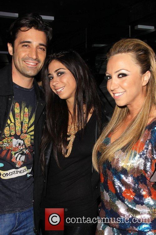 Gilles Marini, Courtenay Semel and Diana Madison 3
