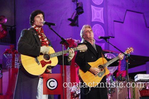 Hollywood & Highland Tree Lighting Concert 2010 at...