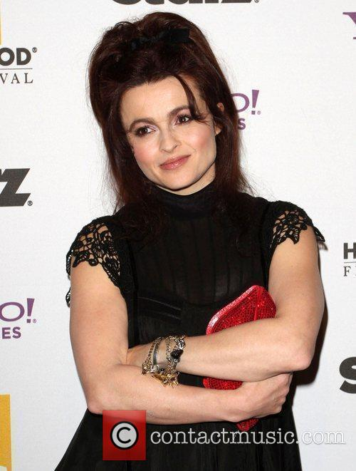 Helena Bonham Carter, Ron Livingston, Beverly Hilton Hotel