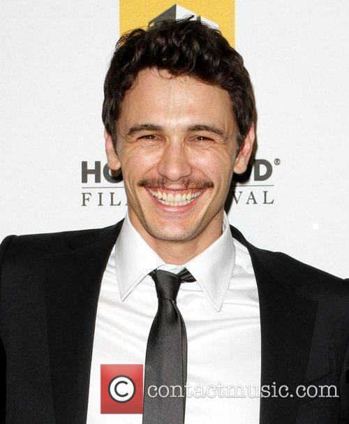 James Franco 14th Annual Hollywood Awards Gala presented...