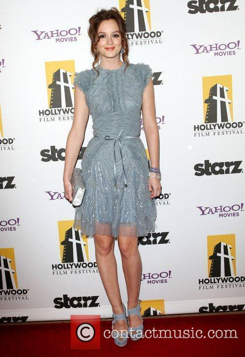 Leighton Meester 14th Annual Hollywood Awards Gala presented...