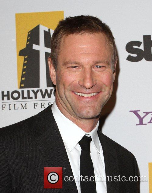 Aaron Eckhart 14th Annual Hollywood Awards Gala presented...