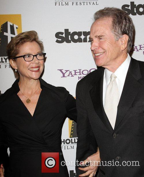 Annette Bening and Warren Beatty 5