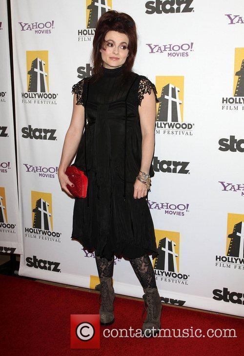 Helena Bonham Carter and Josh Brolin 8