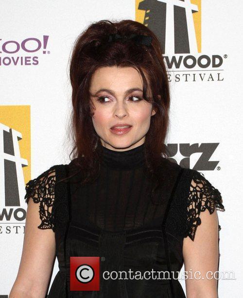 Helena Bonham Carter and Danny Boyle 6