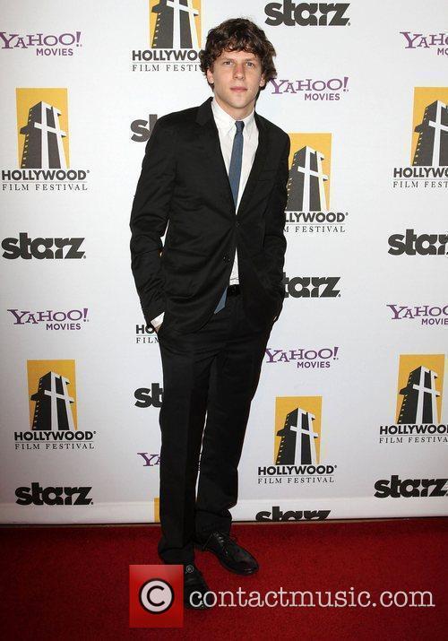 Jesse Eisenberg 14th Annual Hollywood Awards Gala presented...