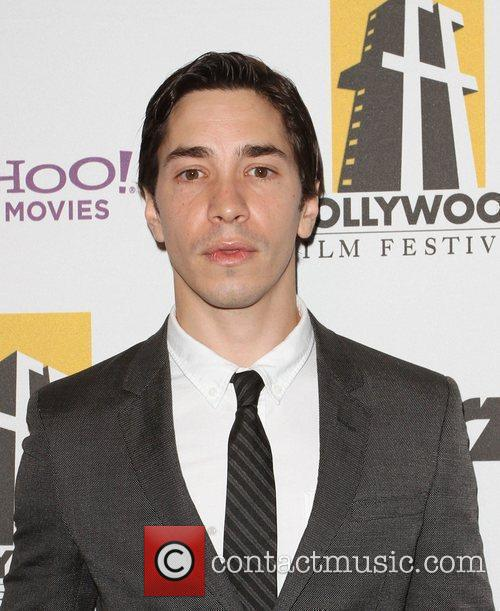 Justin Long, Beverly Hilton Hotel