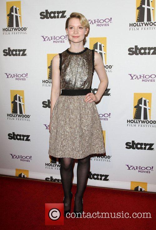 Mia Wasikowska 14th Annual Hollywood Awards Gala presented...
