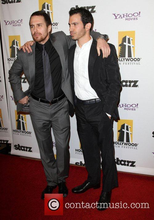 Sam Rockwell and Chris Messina 14th Annual Hollywood...