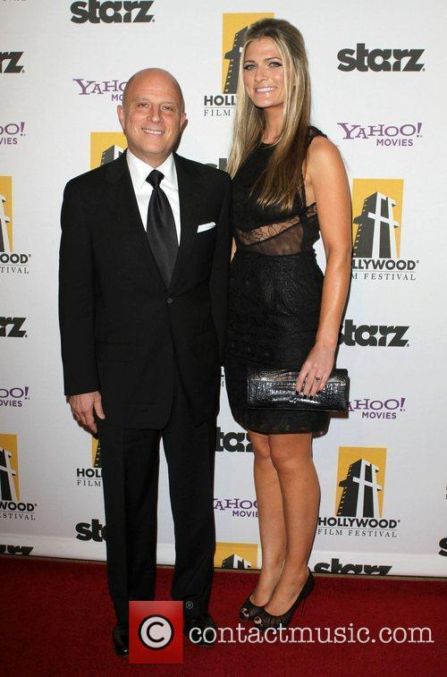 Guests 14th Annual Hollywood Awards Gala presented by...
