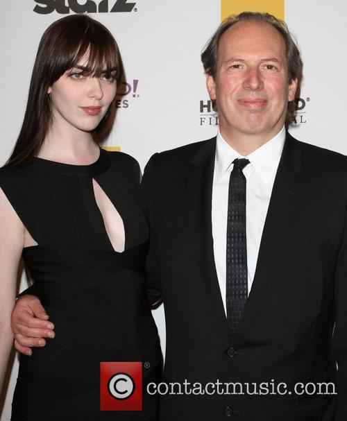Hans Zimmer and Guest 14th Annual Hollywood Awards...