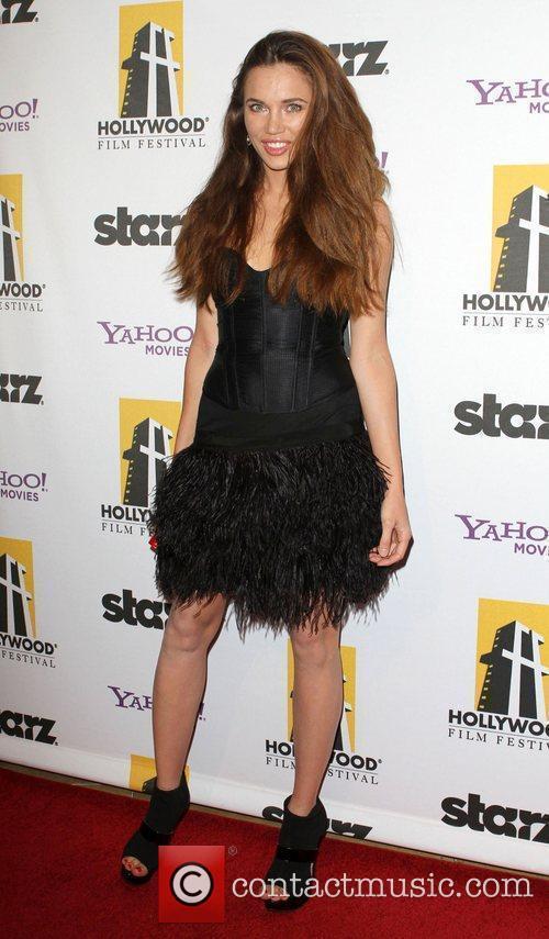 Natalie Gall 14th Annual Hollywood Awards Gala presented...