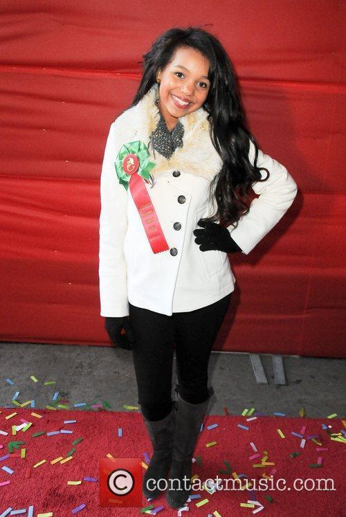 Daphne Blunt  The Hollywood Christmas Parade held...