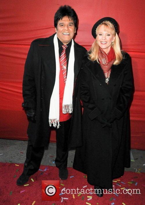 Erik Estrada and Guest  The Hollywood Christmas...