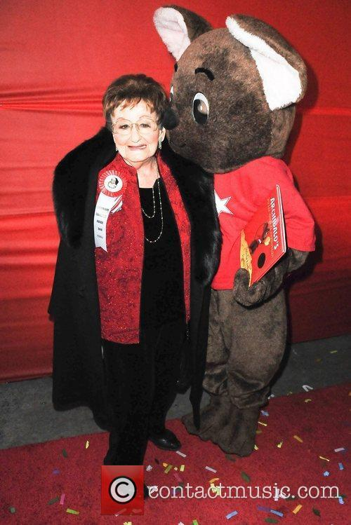 Sylvia Lieberman and Archibald the mouse  The...