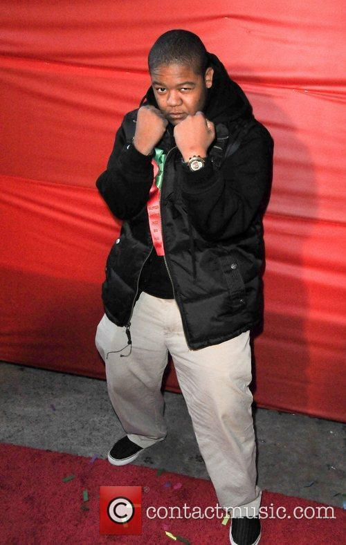 Kyle Massey  The Hollywood Christmas Parade held...