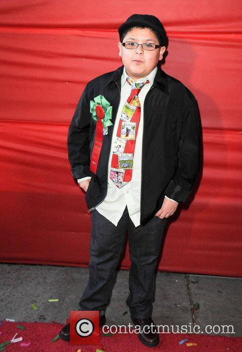 Rico Rodriguez  The Hollywood Christmas Parade held...