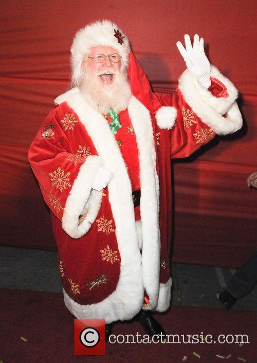 Santa Clause  The Hollywood Christmas Parade held...