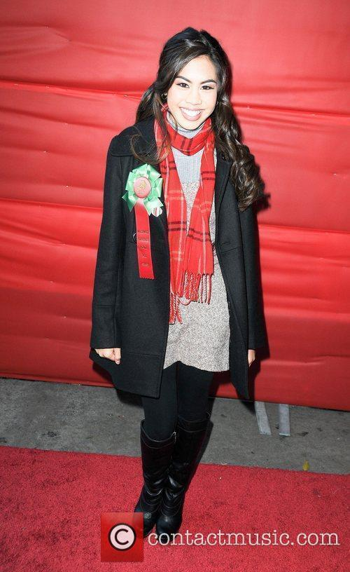Ashley Argota  The Hollywood Christmas Parade held...