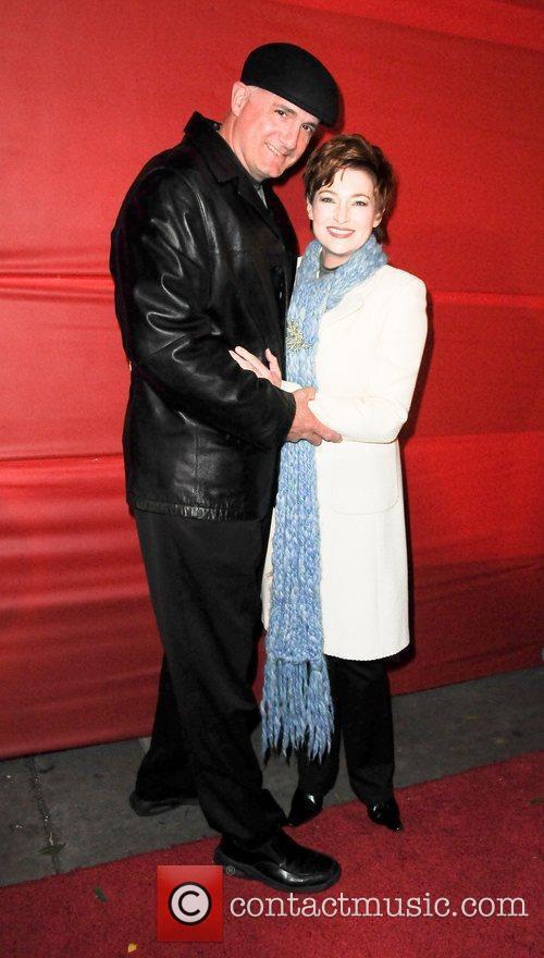 Carolyn Hennesy and husband Donald  The Hollywood...