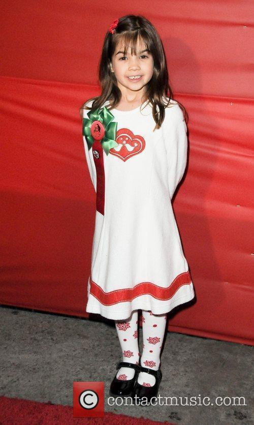Kaitlyn Maher  The Hollywood Christmas Parade held...