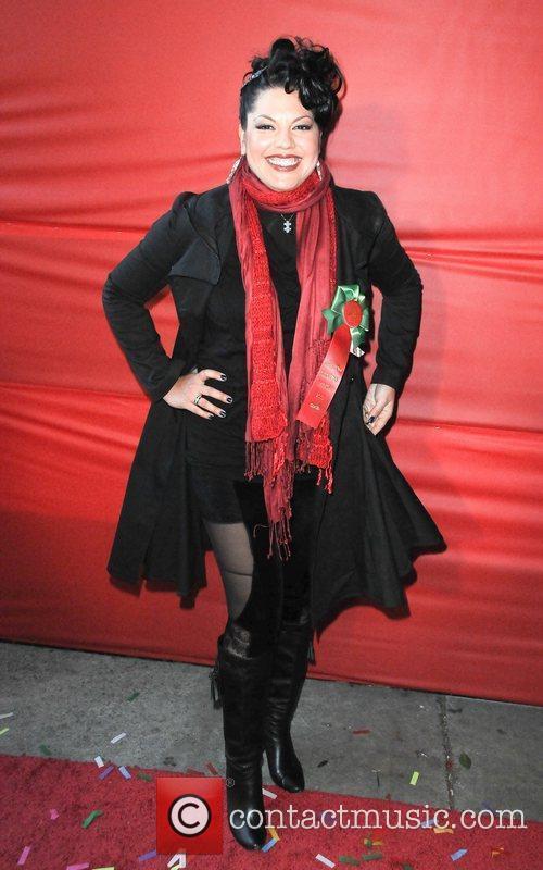 Sara Ramirez  The Hollywood Christmas Parade held...