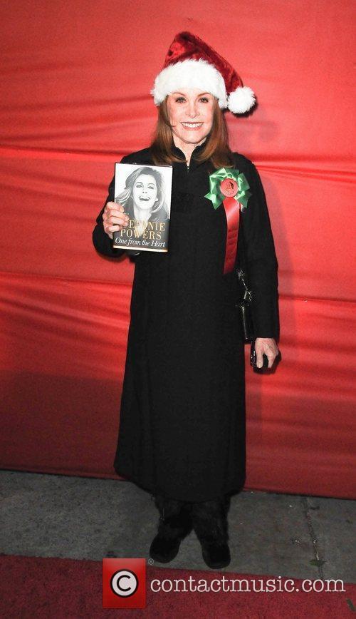 Stephanie Powers  The Hollywood Christmas Parade held...
