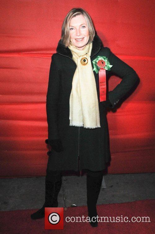 Susan Sullivan  The Hollywood Christmas Parade held...