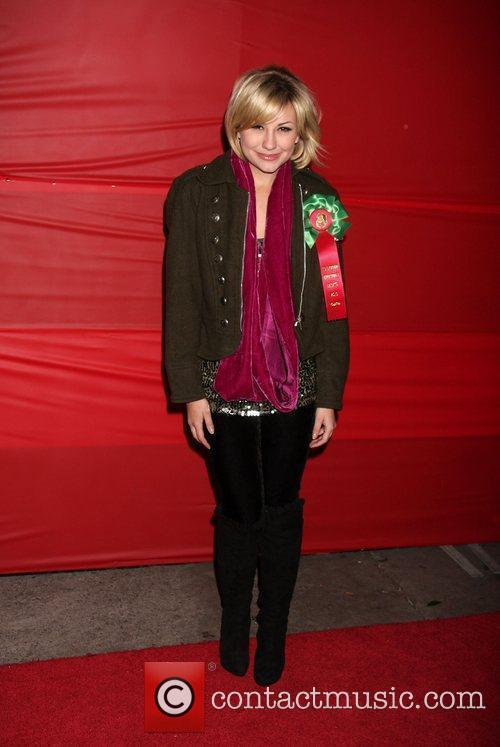 Chelsea Staub  The Hollywood Christmas Parade held...