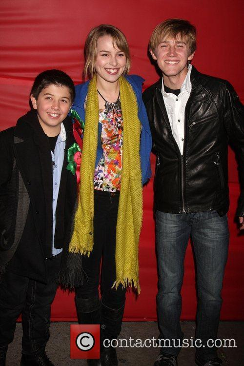 Bradley Steven Perry, Bridgit Mender, Jason Dolley The...