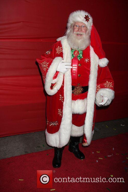 Tom Connaghan - as Santa Claus  The...